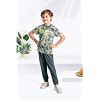 Arnetta 156-G Kısa Kollu Çocuk Pijama Takımı