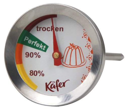 Käfer T512C Kuchen-Thermometer, analog