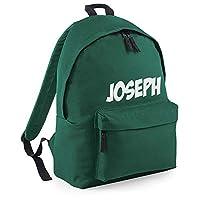 Kids Personalised Boys Backpack Custom Name Superhero School Nursery Rucksack Bag