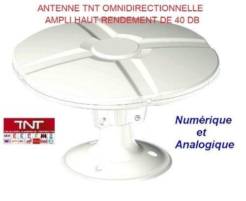 Tonna - Antena TNT omnidireccional caravana autocaravana