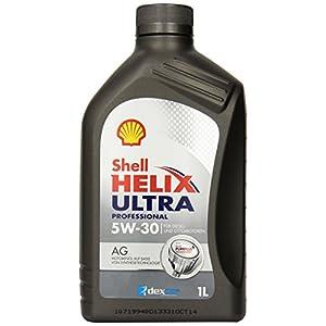 Shell Helix Ultra AG 5W30 – Bidon 1 Litre pas cher