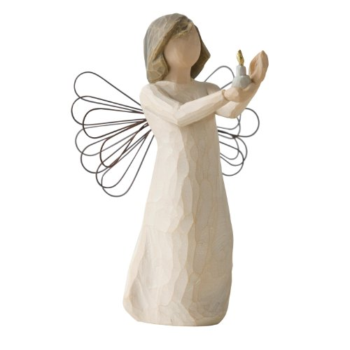 Willow Tree 26235 Figurine Ange de l'Espoir
