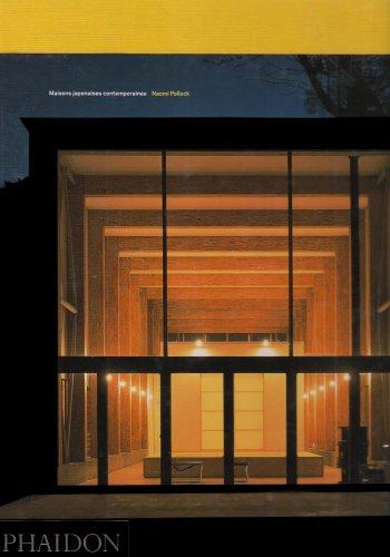 Maisons japonaises contemporaines (Ancien prix éditeur : 69,95 euros) par Naomi Pollock