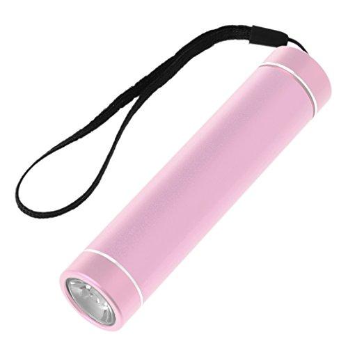 kku Power Bank Case LED Taschenlampe USB Ladegerät Für Smartphone ()