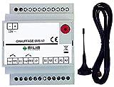 Pilotage de chauffage à distance par SMS et alarme domotique - installation simple (aucun logiciel)