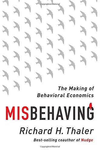 Buchseite und Rezensionen zu 'Misbehaving: The Story of Behavioral Economics' von Richard H. Thaler