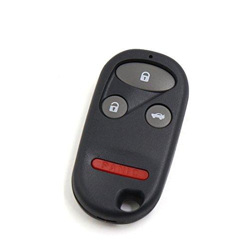 sourcingmap Auto schlüssellos Eintrag Fernbedienung Fob Klicker KOBUTAH2T DE de (Accord Honda Alarm)