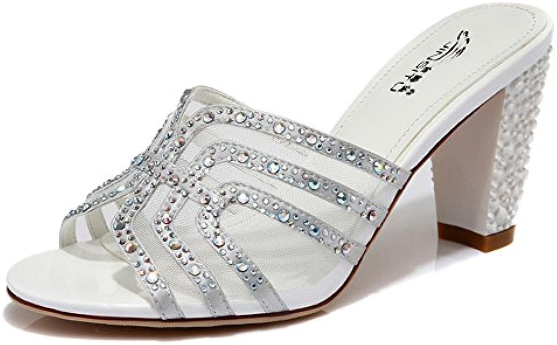 DUO CHANCLAS SANDALS Zapatos de mujer Flip-Flops Materiales personalizados Zapatillas de verano Comfort Zapatos...
