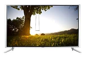 Samsung UE32F6890 81 cm (32 Zoll) 3D-LED-Backlight-Fernseher, EEK B (Full HD, 400Hz CMR, DVB-T/C/S2, CI+, WLAN, Smart TV, HbbTV, Sprachsteuerung) schwarz