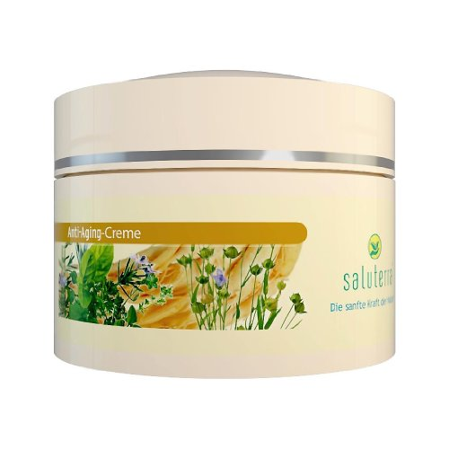 Saluterra Anti-Aging-Creme, 1er Pack (1 x 50 ml)