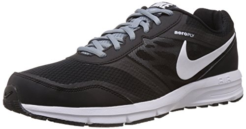 Nike Men's Air Relentless 4 Msl Black,White,Magnet Grey  Running Shoes -9 UK/India (44 EU)(10 US)  available at amazon for Rs.3172