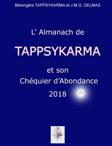L'Almanach de Tappsykarma et son chéquier d'abondance 2018