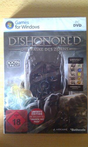 Dishonored: Die Maske des Zorns (100% Uncut) Limitierte Edition inkl.exklusivem DLC