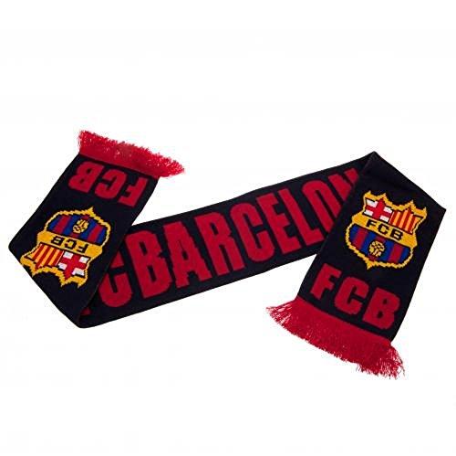 Barcelona de punto bufanda algodón