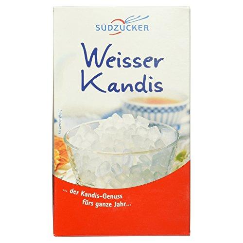 Südzucker Kandiszucker weiß, 1er Pack (1 x 500 g)
