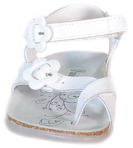 Primigi-Primigi Sandaletti Bride Enfant Blanc Cuir : Le Hobbit Blanc Cassé - blanc