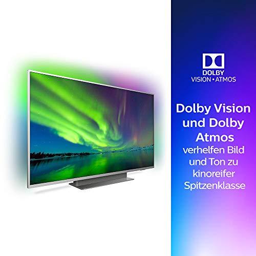 Philips 7500 Series Android Tv Led 4k Uhd 55pus7504 Prezzi E Offerte Market Patentati