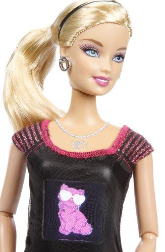 Image of Barbie Photo Fashion Camera Doll
