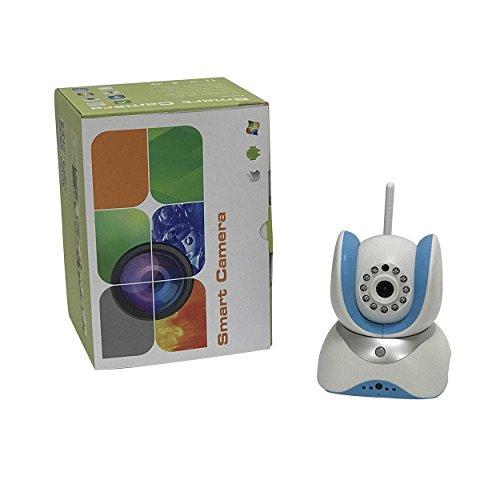 Wifi IP Überwachungskameras HD 720P Wlan Kamera mit Day & Night Nachtsicht/ Zwei-Wege-Audio, Fernüberwachungskamera Für Haus Überwachung