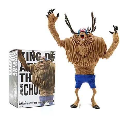 EIN STÜCK Tony Tony Chopper Figur König der Künstler Actionfiguren Figma 21cm