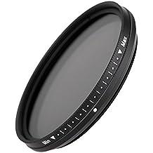 Fotga Slim Fader Variable ND Filter Adjustable Neutral Density ND2 to ND400 Camera Lens Filter (82mm)