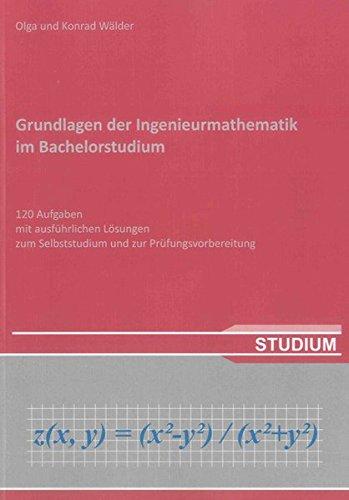 Grundlagen der Ingenieurmathematik im Bachelorstudium (Berichte aus der Mathematik)