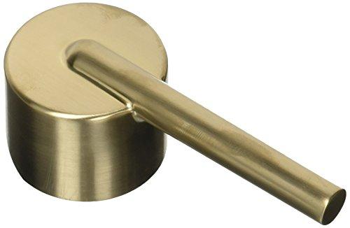 Delta-touch-wasserhahn (Delta Wasserhahn rp73390cz Trinsic, Einzel Metall Hebel Griff assembly-wall Halterung Badezimmer, champagner bronze)