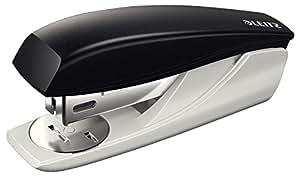 Leitz NeXXt 55010095 kleines Büroheftgerät 25 Blatt schwarz