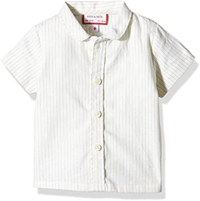 Neck & Neck - Camisa baiona para niño