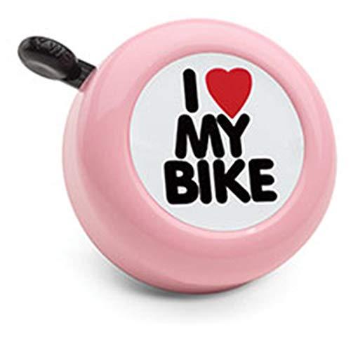 Electra Bicycle I Love My Bike Klingel Pink, 328627