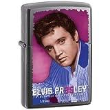 Zippo–15602–Elvis 35e anniversaire Édition limitée Briquet, chrome poli