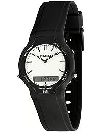 Casio Aw-30-7ev Reloj Analogico/Digital Para Hombre Caja De Resina Esfera