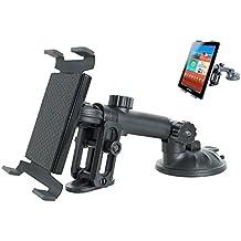Universal Coche Tablero/Parabrisas succión Sostenedor Soporte Para Samsung Tab 4 3 2 1/Pro Q 7-12 pulgadas Tablet