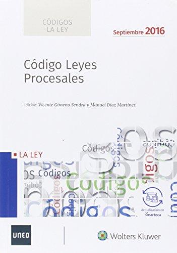 Códigos La LEY: Código de Leyes Procesales 2016