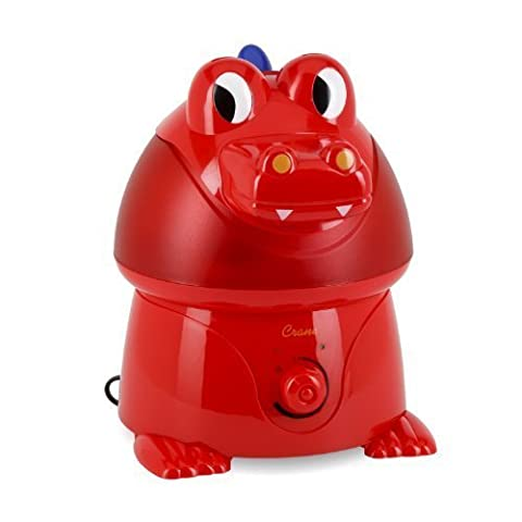 Crane Adorable Ultrasonic Cool Mist Humidifier with 2.1 Gallon Output per Day - Dragon NewBorn, Kid, Child, Childern, Infant, Baby by All-4-NewBorn