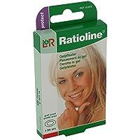 RATIOLINE protect Gelpflaster gross, 4 St preisvergleich bei billige-tabletten.eu