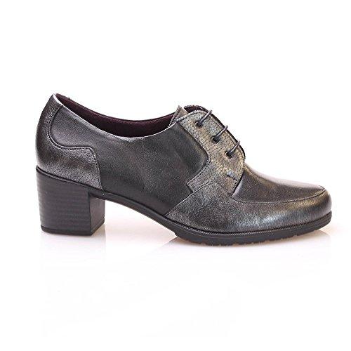 Pitillos Donna scarpe Derby nero Size: 38