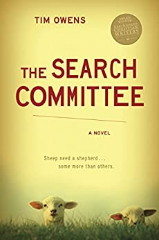 The Search Committee: A Novel (English Edition) di [Owens, Tim]