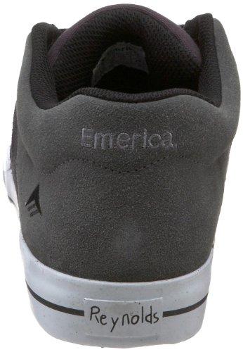 Emerica Reynolds 3, Baskets mode homme Gray - Dark Grey/Grey
