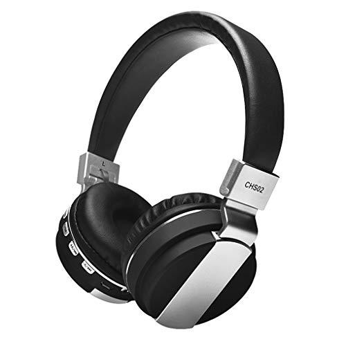 Provide The Best Bluetooth Funkkopfhörer MP3-Funktion 2 in 1 Stereo Schwerer Baß Cordless Gaming Musik Kopfhörer