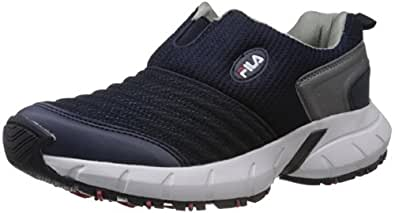 Fila Men Smash Iii Navy Loafers and Mocassins -10 UK/India (44 EU)