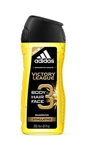 adidas Victory League 2in1 Duschgel, 6er Pack (6 x 250 ml)