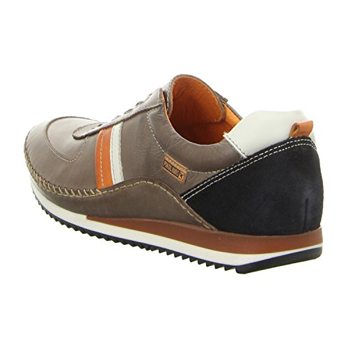 Pikolinos  M2a-6074 Dark Grey+navy Blue, Mocassins pour homme dark grey+navy blue