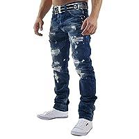 Red Bridge herr jeans slang deestroyed denim jeanshosen RB-157   RB-162   RB-171