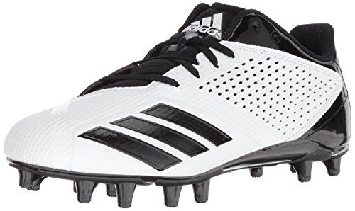 on sale d8f81 2d1b6 adidas Herren 5-Star Freak X Carbon Mid Football-Schuhe, WeißSchwarz