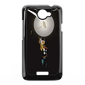 Thor Art HTC One X Cell Phone Case Black phone component RT_170909