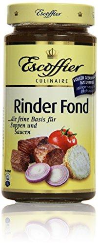 Escoffier Rinder-Fond, 400 ml