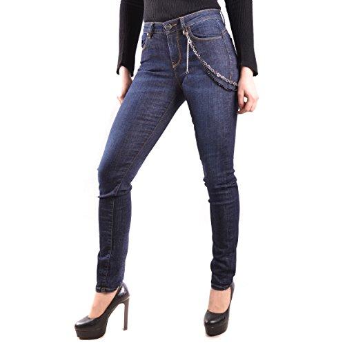 Pinko, Pantaloni Donna Blu
