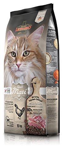 Leonardo Adult GF Maxi 15 kg getreidefrei grain-free Katzenfutter