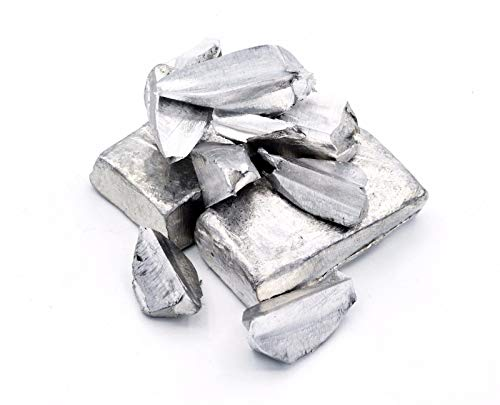 Indium metall 99.95{e2e500e15059c6cfa7222c9480d79a569535ee62f00208d072c63e28655ea856} rein 3N5 Barren 2g Gramm